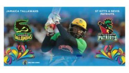 CBTF Tips Jamaica vs St Kitts Patriots Eliminator Match