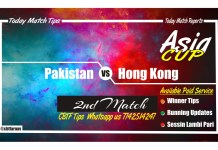 asia Cup Match Tips hk vs pak match reports