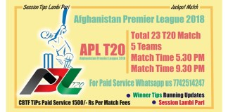 Cricket Betting Tips KAN vs KAB Toss Session Lambi Pari Reports
