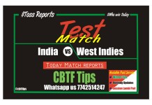 Cricket Betting Tips Free India vs West Indies 1st Test Match