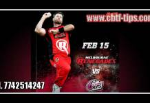 BBL T20 2nd Semifinal Renegades vs Sixer 100% Sure Win Tips Non Cutting Match
