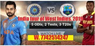 WI vs Ind 1st ODI Session Toss Lambi Pari Betting Tips