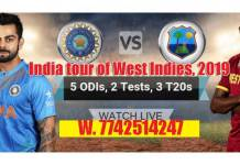 West Indies vs India 1st T20 Match Prediction Ind vs WI Session Toss Lambi Pari Today Match Reports India tour of West Indies, 2019 Betting Tips
