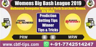 Get WBBL 2019 PSW vs MRW CBTF Shaan, Baazigar & Cricket Betting Tips  MRW vs PSW Match Prediction We are best cricket tipster. JSK, amit bet365