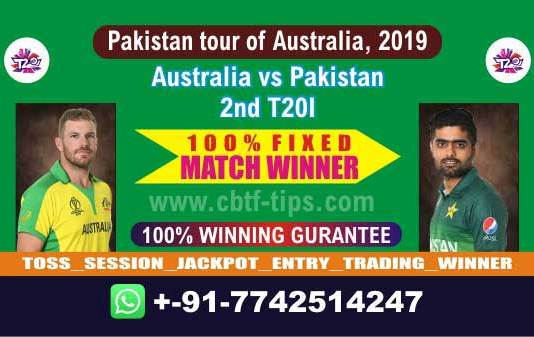 Aus vs Pak Cricket Betting Tips 2nd T20 Match Prediction
