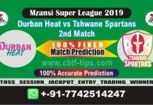DUR vs TST 2nd Mzansi Super League Match Reports Cricket Betting Tips