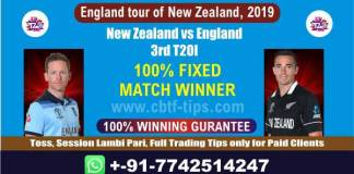 Eng vs Nz Cricket Betting Tips 3rd T20I Match Prediction