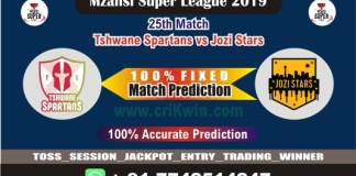 TST vs JOZ 25th Mzansi League Match Reports Betting Tips - CBTF