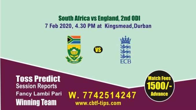Eng vs SA cbtf match prediction