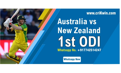 NZ vs AUS 1st ODI Sure Winner Prediction cricketbettingtipsfree CBTF