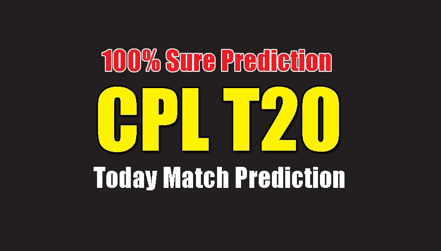 Who Will win Trinbago Knight Riders vs Guyana Amazon Warriors CPLT20 27th Match