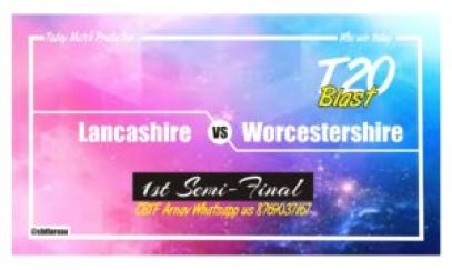 Lancashire vs Worcestershire Today Match Tips