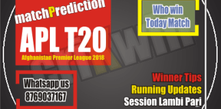 APL 2018 Balkh vs Kabul 14th APL T20 Today Match Prediction