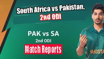 PAK vs RSA 2nd ODI Match Prediction RSA vs PAK Toss Lambi Pari Tips