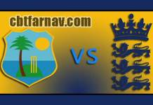 1st ODI ENG vs WI Today Match Prediction Cricket Win Tips