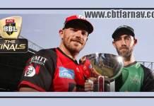 BBL T20 Final Renegades vs Stars Final Match Prediction Cricket Win Tips