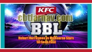 BBL T20 Semifinal HBH vs MLS 1st Semifinal Match Prediction Tips
