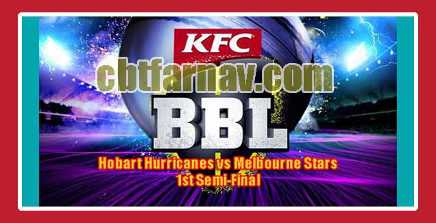 BBL T20 Semifinal HBH vs MLS 1st Semifinal Match Prediction Tips