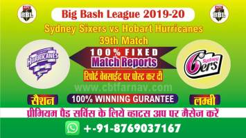 cbtf today match prediction hob vs sys