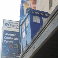 Doctor Who experience – Ou comment toi aussi tu peux monter dans le TARDIS en vrai (ou presque)