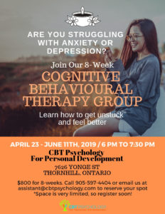 Group Therapy - Therapy For People With Anxiety and Depression