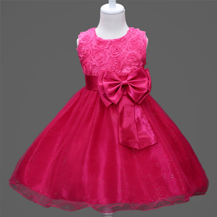 3051015833 1237798930 1-14 yrs teenagers Girls Dress Wedding Party Princess Christmas Dresse for girl Party Costume Kids Cotton Party girls Clothing