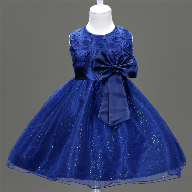 3037114897 1237798930 1-14 yrs teenagers Girls Dress Wedding Party Princess Christmas Dresse for girl Party Costume Kids Cotton Party girls Clothing