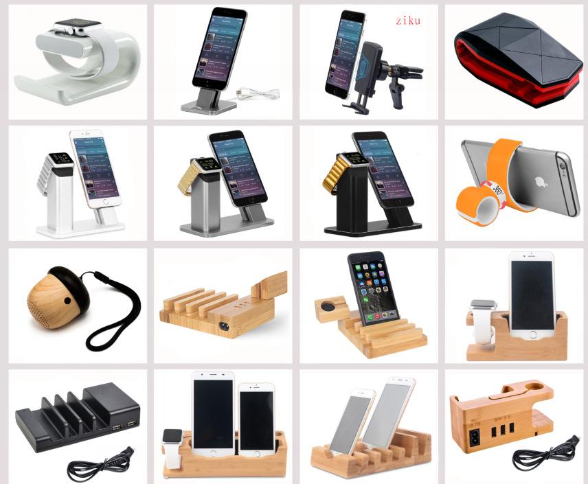手機充電支架_木頭手機充電支架亞馬遜熱銷木質多功能木質平板充電底座 - 阿里巴巴