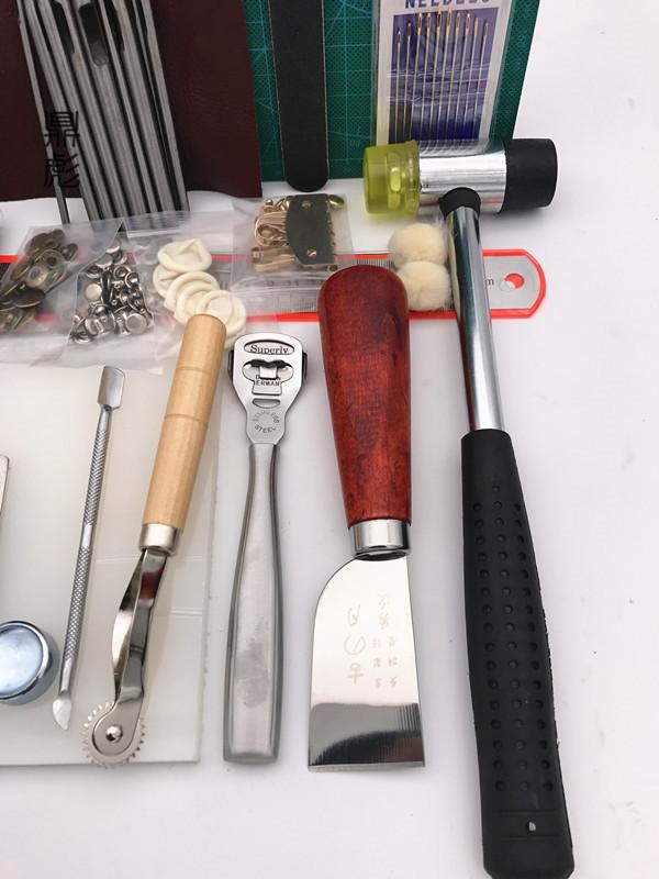 工具套裝_廠家diy皮革工具 手工皮革工具套裝 手縫工藝01款 - 阿里巴巴