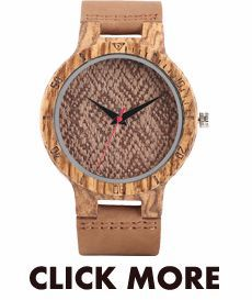 Trendy Full Black Males's Ebony Wooden Watch Quartz Hand-made Bamboo hombre Wristwatch with Real Leather-based Watchband Present for Males 8517792271 29037878