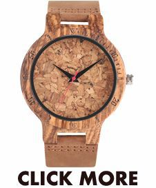 Trendy Full Black Males's Ebony Wooden Watch Quartz Hand-made Bamboo hombre Wristwatch with Real Leather-based Watchband Present for Males 8536651354 29037878