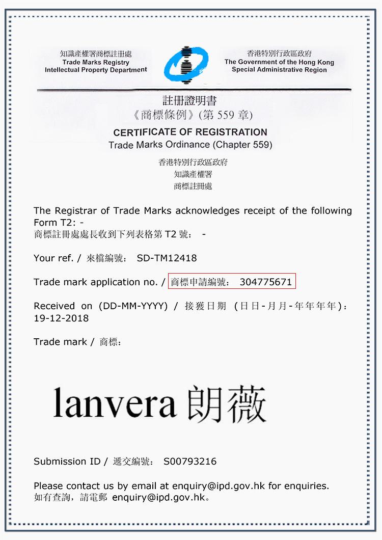 Trademark 750