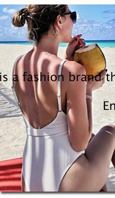 10906765489 1329338609 INGAGA Bikini 2019 One Shoulder Swimsuit Ruffle Swimwear Women Solid Women's Swimming Suit maillot de bain femme Sexy Biquini