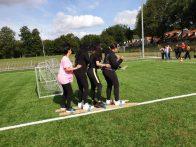 sportdag Cburg college