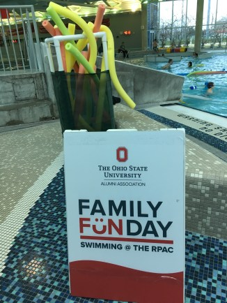 The RPAC during Family Fun Day