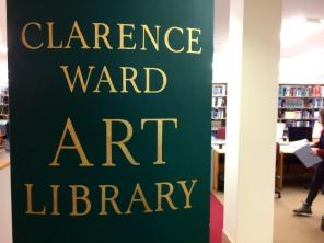 The Clarence Ward Art Library