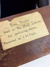 Slave stocks from the library collection