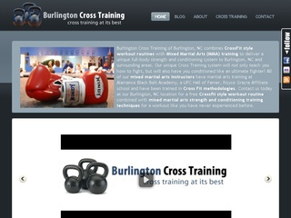 Cross Fit in Burlington, NC