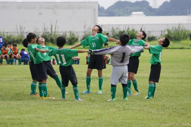 2015年9月5日 6年生東京都U-12サッカー大会(2016.3 卒団生)