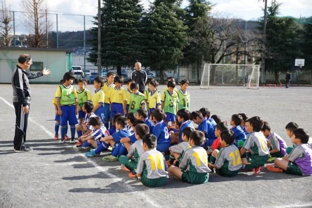 2016.12.23 第30回八王子いちょう杯3年生サッカー大会
