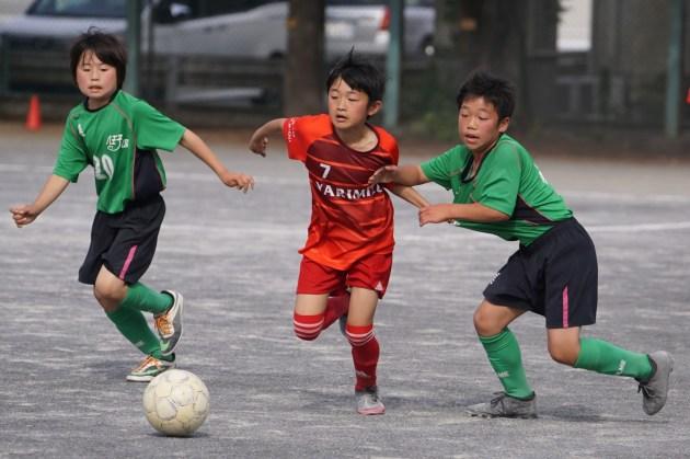 東京都U-12サッカー大会   第3戦、第4戦