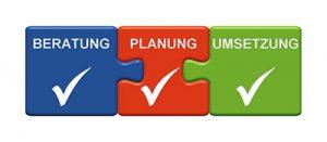 Beratung und Planung sind für cc Computer, Dortmund, sehr wichtig.
