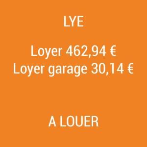 Logement Lye