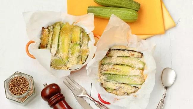 Parmigiana Di Zucchine La Ricetta Leggera Con Le Zucchine Crude