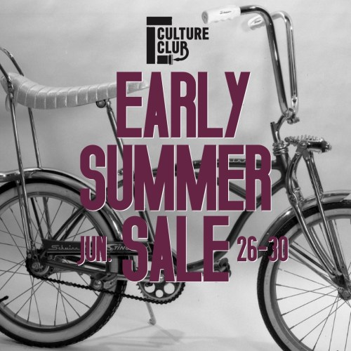 【EARLY SUMMER SALE】