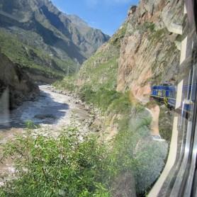 Cusco.PeruRail.Fahrt.View