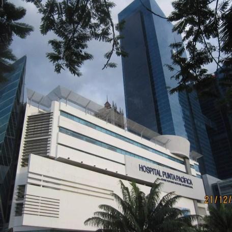 Hospital Punta Pacifica, super modern medical center