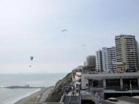 Küste.Paraglider