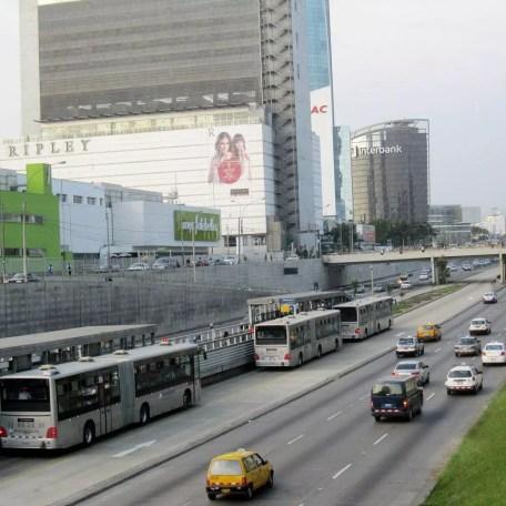 Lima.Expressbuslinie