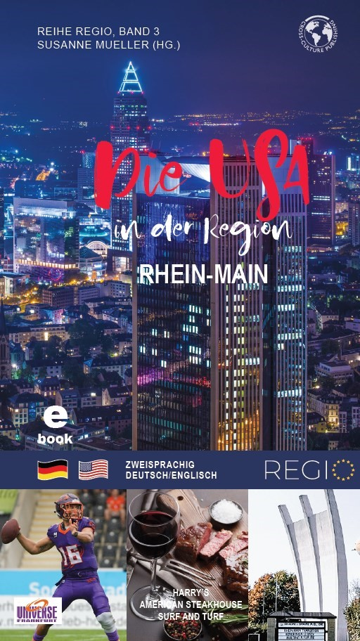 Die USA in der Region Rhein-Main (2. Auflage)